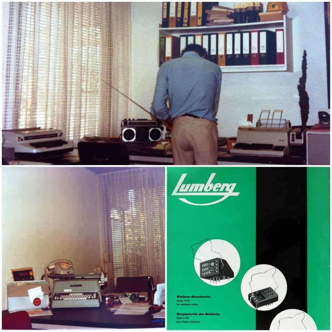 Lumberg Nederland 1972 Eendendreef Bleiswijk