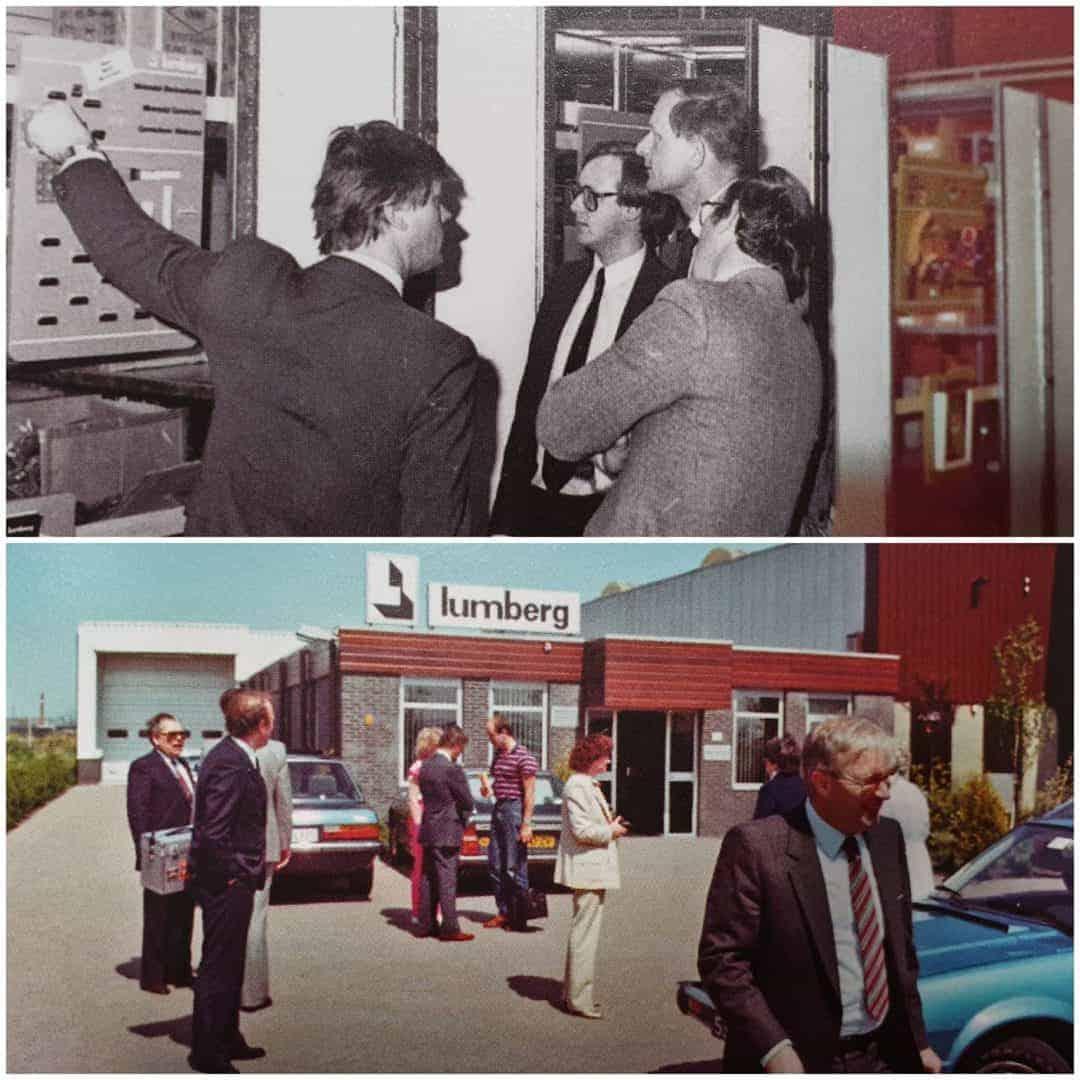 Opening kantoor Lumberg Nederland te Bleiswijk