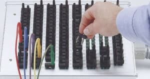 connectoren voor testbanken